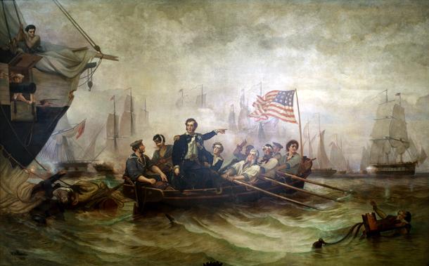 Batalla del lago Erie