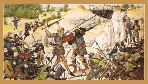 Batalla de Roncesvalles - Curiosidades de la Historia