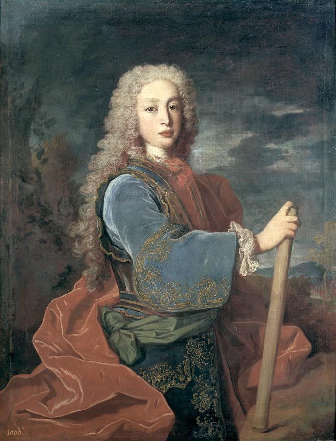 El Rey Luis I, el Bien Amado
