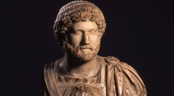 Adriano Emperadores Romanos nacidos en Hispania