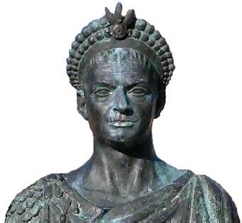Teodosio I Emperadores Romanos nacidos en Hispania