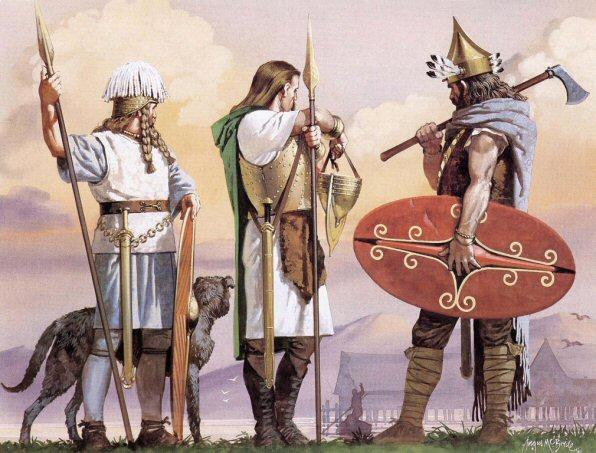 Guerreros bárbaros