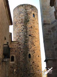 Torre de Carvajal Caceres