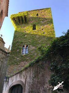Torre de los Sande Caceres