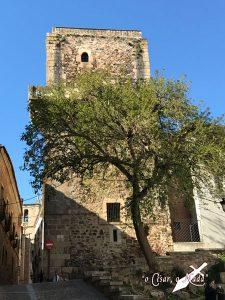 torre de espaderos caceres
