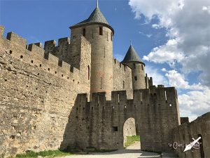 murallas carcasona carcassonne