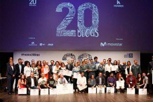 Premios 20blogs 2019