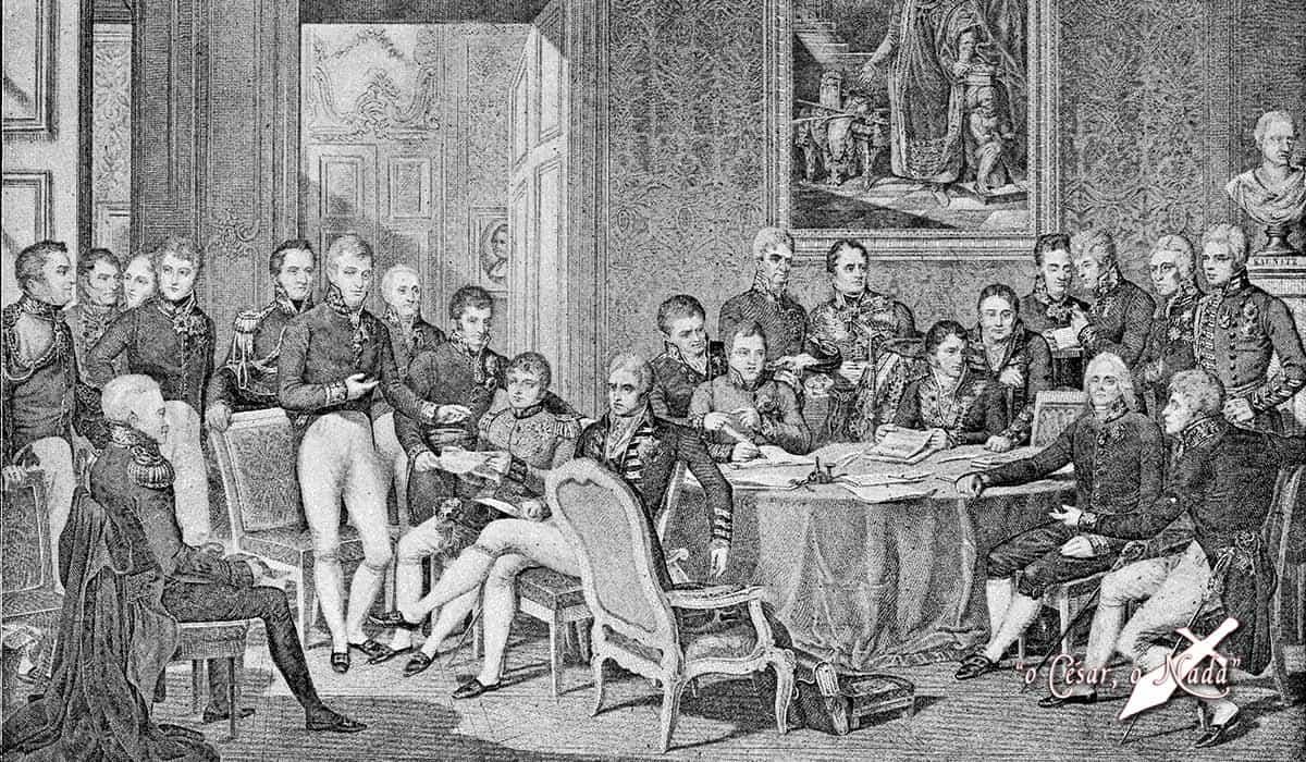 Congreso de Viena de 1815
