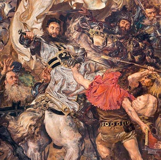 Ulrich-von-Jungingen GranMaestre Orden Teutonica