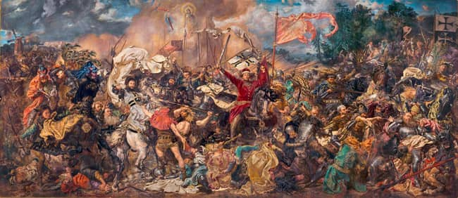 batalla de Grunwald