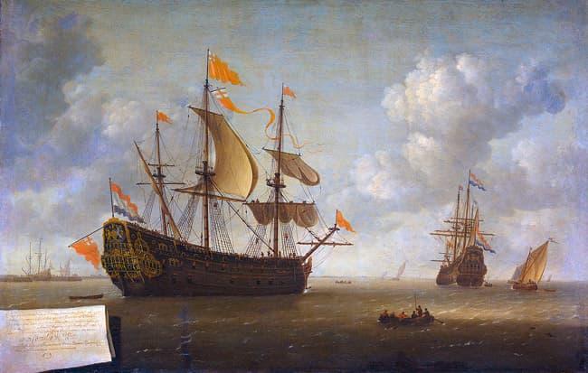 Royal Charles Michiel de Ruyter